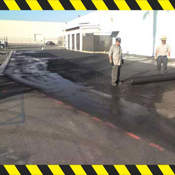 A C Paving Company 187 Petromat Overlay